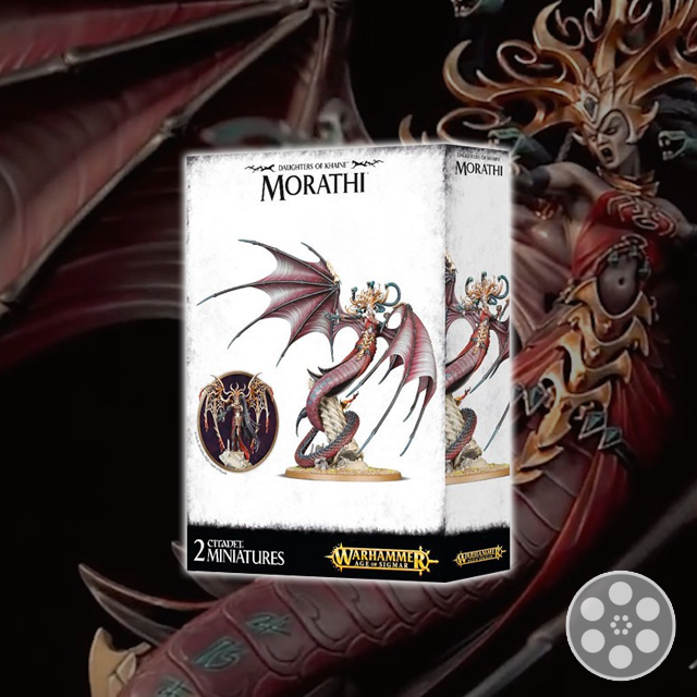 Age of Sigmar: Morathi Unbox and Build