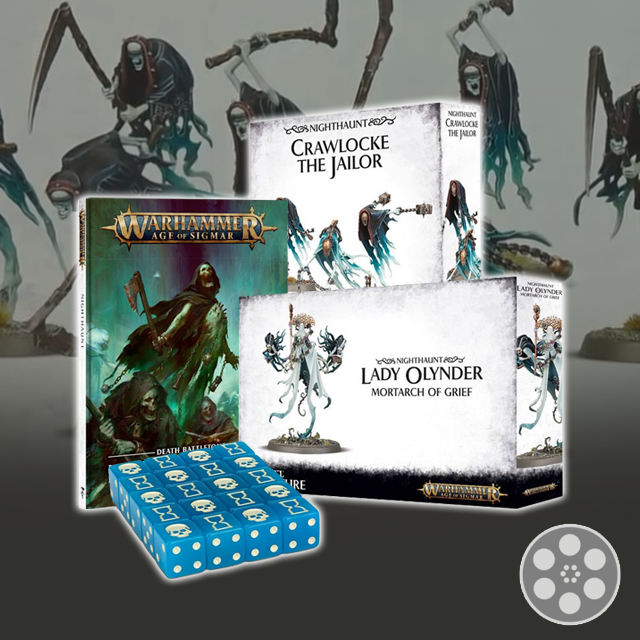 Age of Sigmar: Nighthaunt Wave 2 Review