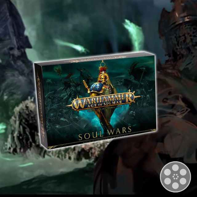 Warhammer Age of Sigmar: Soul Wars Unbox & Build
