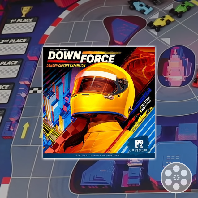 Downforce: Danger Circuit Review