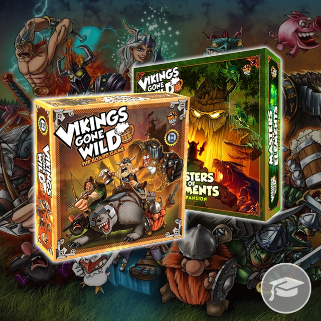Vikings Gone Wild Rules School