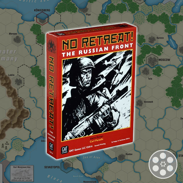 No Retreat! The Russian Front Review