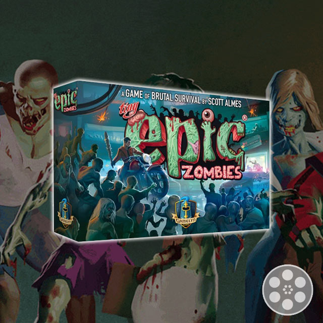 Tiny Epic Zombies Review