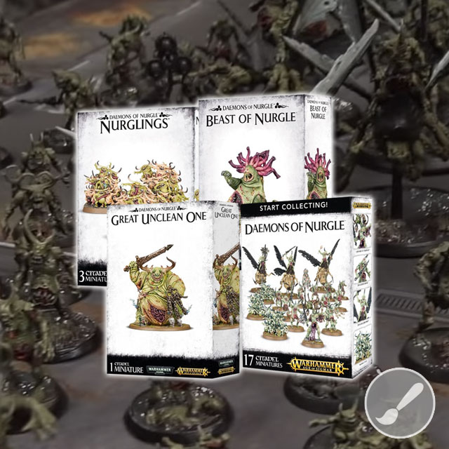 Nurgle Daemons Are The Best