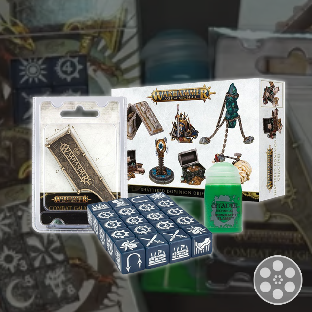 Age of Sigmar 2.0 Accessories Review