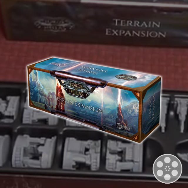 Lords of Hellas: Terrain Expansion Review