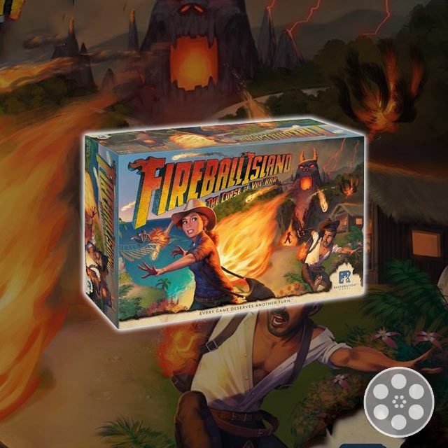 Fireball Island: The Curse of Vul-Kar Review