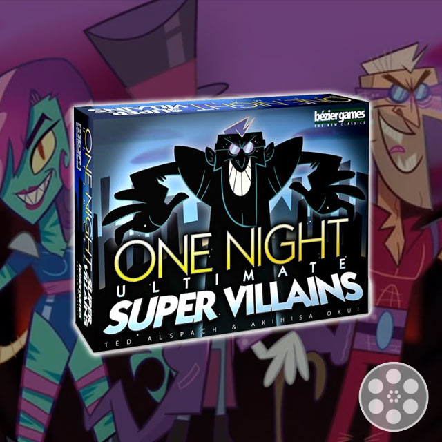 One Night Ultimate Super Villains Review