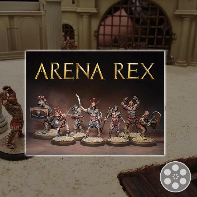 Arena Rex Review