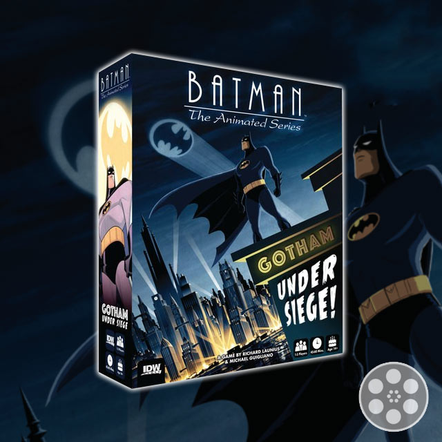 Batman: Gotham City Under Siege Review