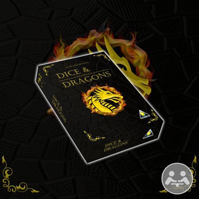 Dice & Dragons Playthrough