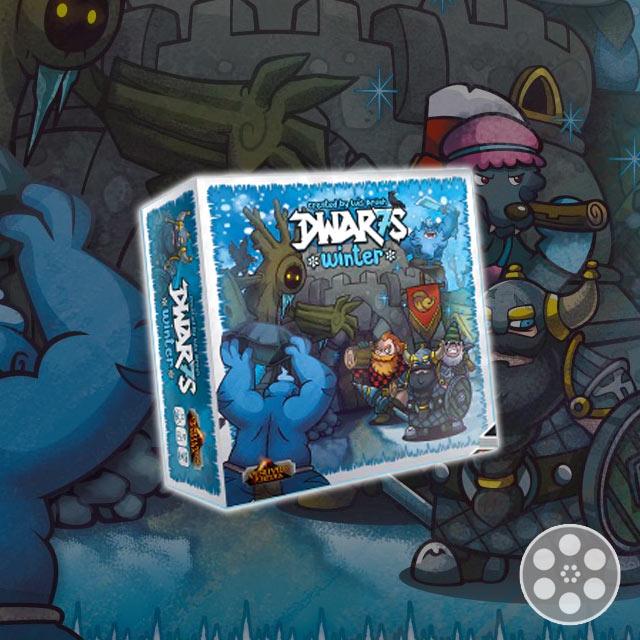 DWAR7S Winter Review