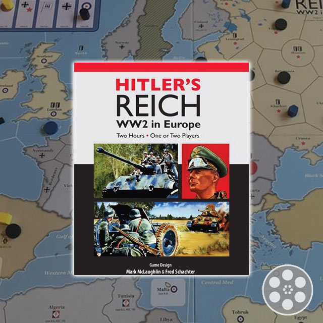 Hitler's Reich: WW2 in Europe Review