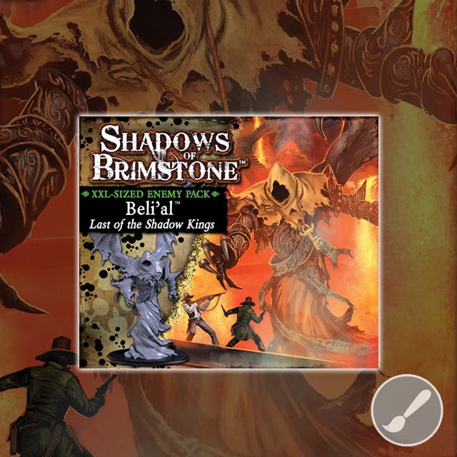 Shadows of Brimstone: Beli'al Painting Tutorial