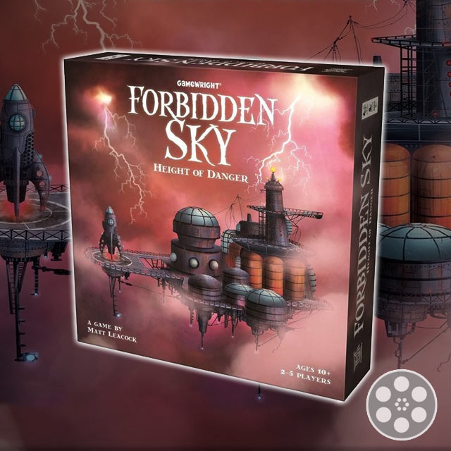 Forbidden Sky Review