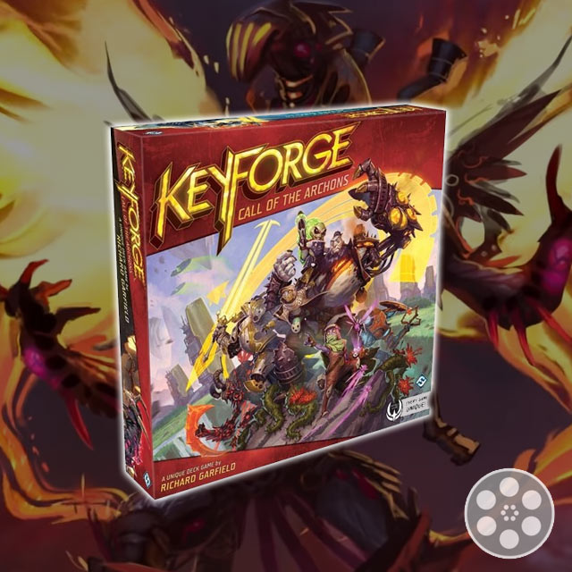 Keyforge: Call of the Archons Review