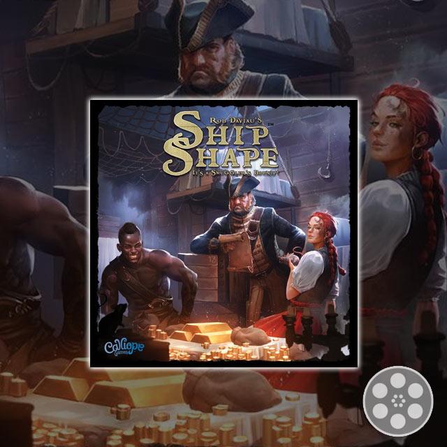Ship Shape Review