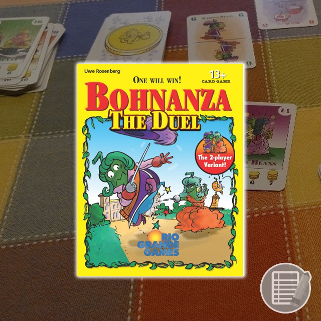 Bohnanza: The Duel Review