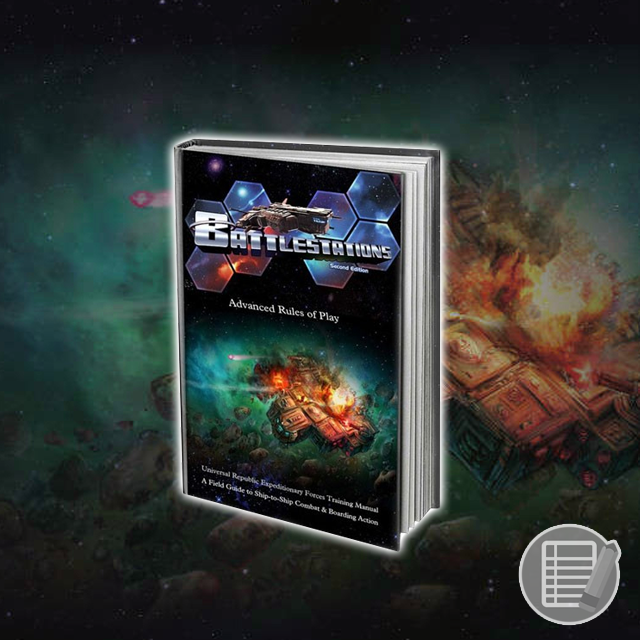 Battlestations Rules Compendium Review