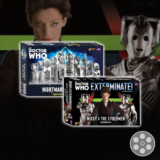 Doctor Who: Exterminate! Cybermen Expansions Review