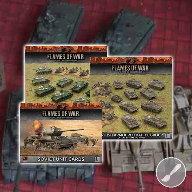 A Look at Painted Flames of War
