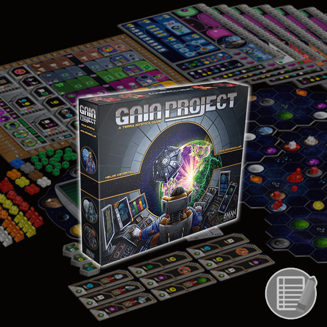 Gaia Project Review