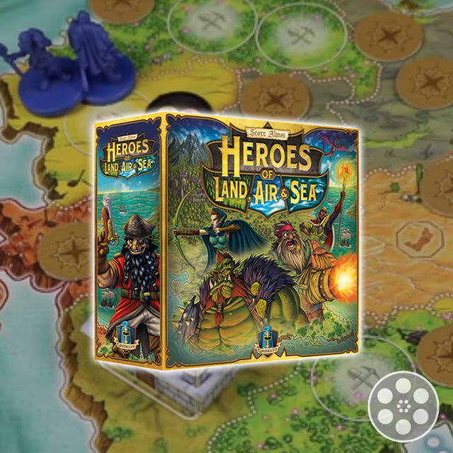 Heroes of Land, Air, & Sea Review