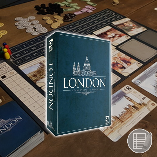 London (2nd Edition) Review