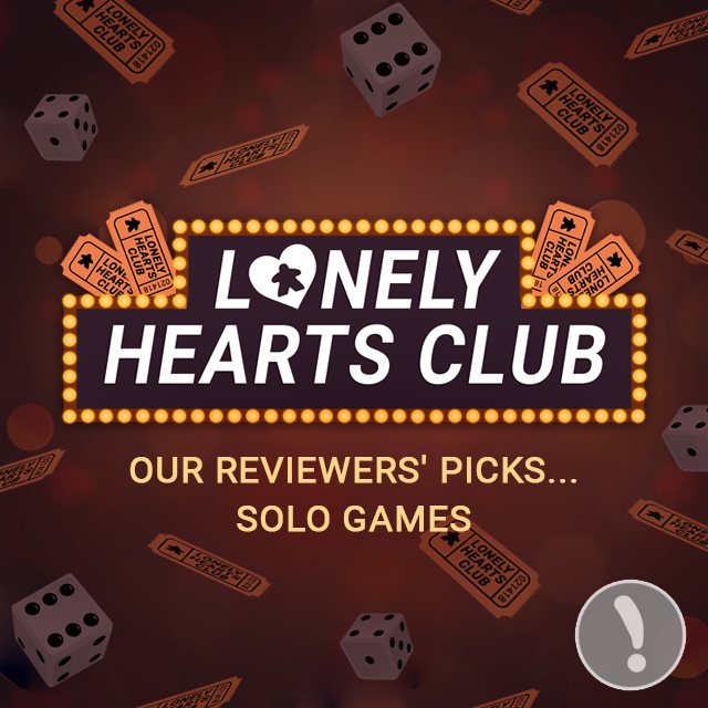 Solo Games for Lonely Hearts