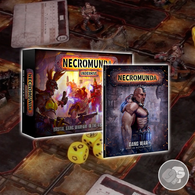 Necromunda: Underhive and Gang War Review