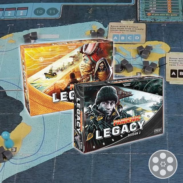 Pandemic Legacy: Season 2 Review