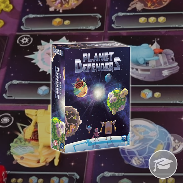 Planet Defenders Rules School