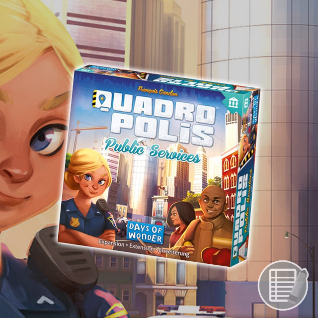 Quadropolis: Public Services Review