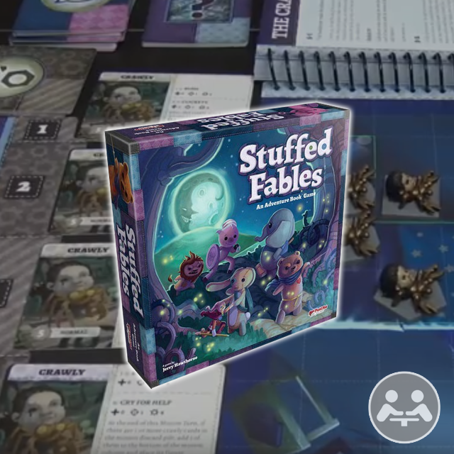 Stuffed Fables Playthrough