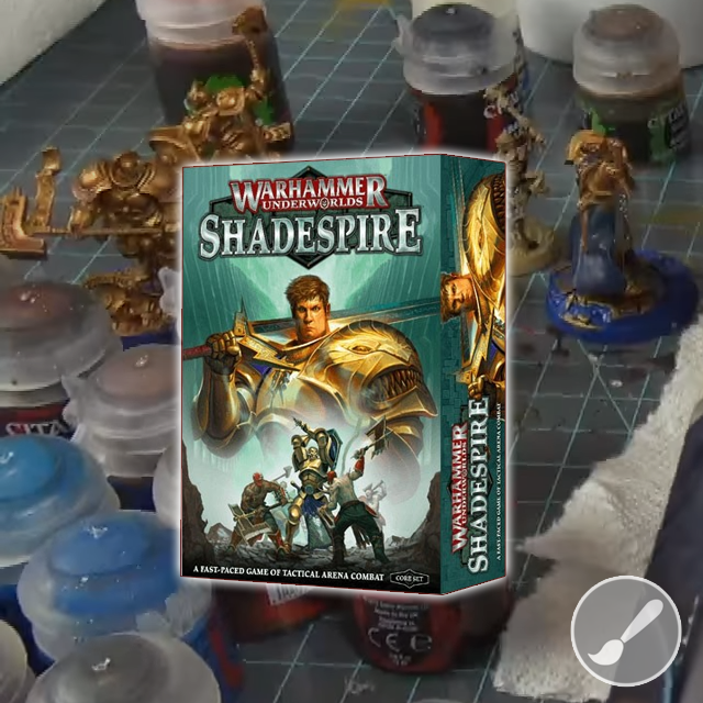 Painting with Rob - Shadespire - Part 2