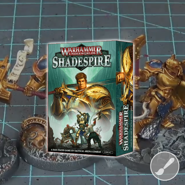 Painting with Rob - Shadespire - Part 3