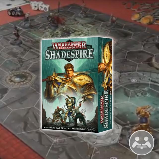 Warhammer Underworlds: Shadespire Playthrough