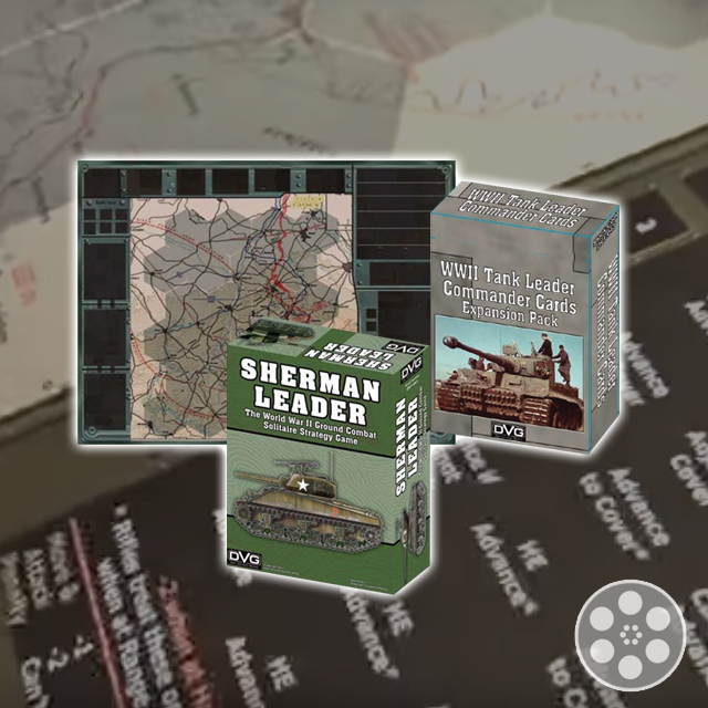 Sherman Leader and Extras Review