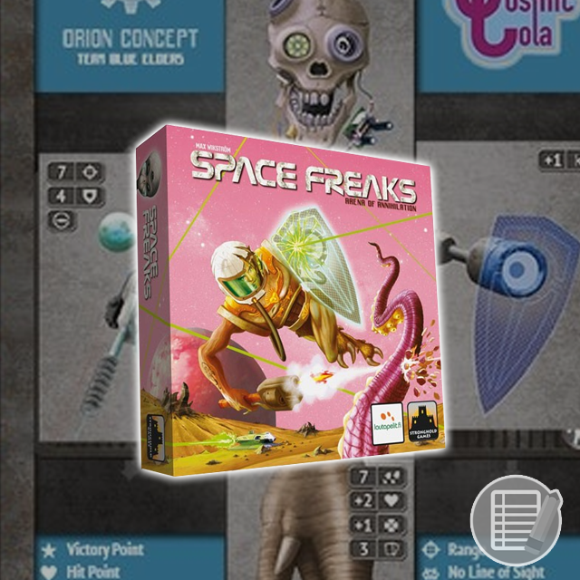 Space Freaks Review