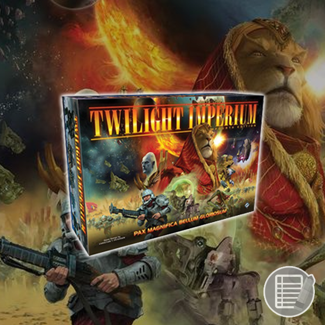 Twilight Imperium (4th Edition) Review