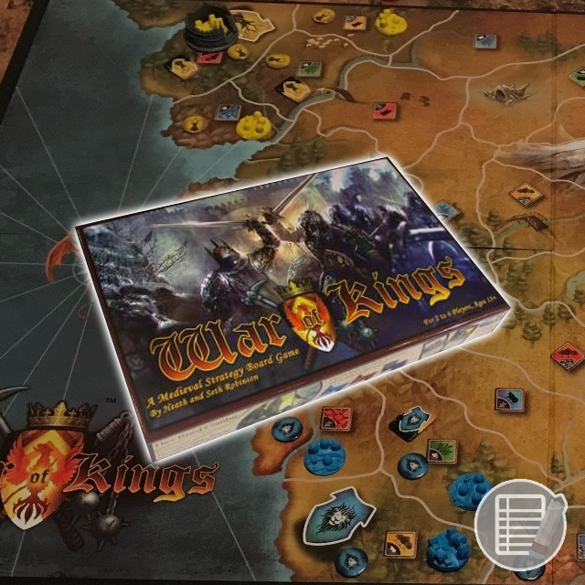 War of Kings Review