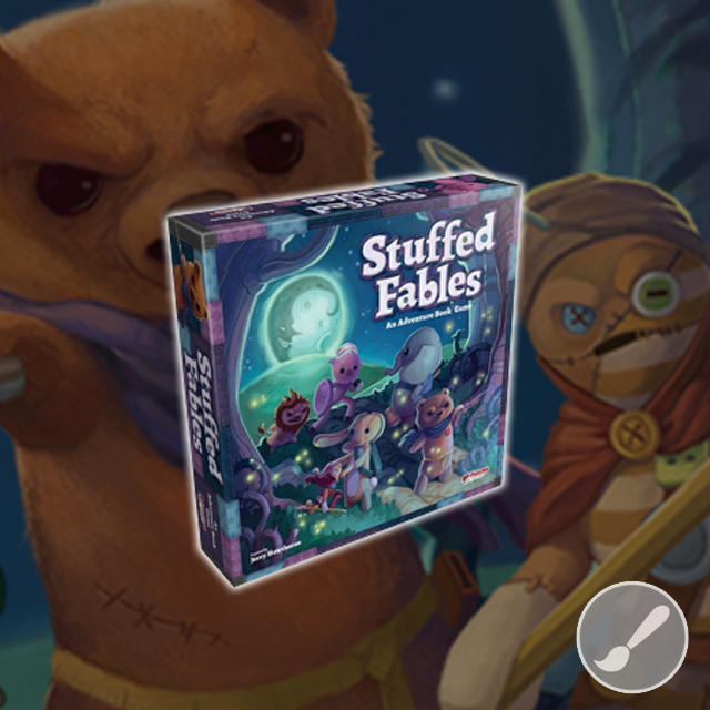 Stuffed Fables Painting Tutorial