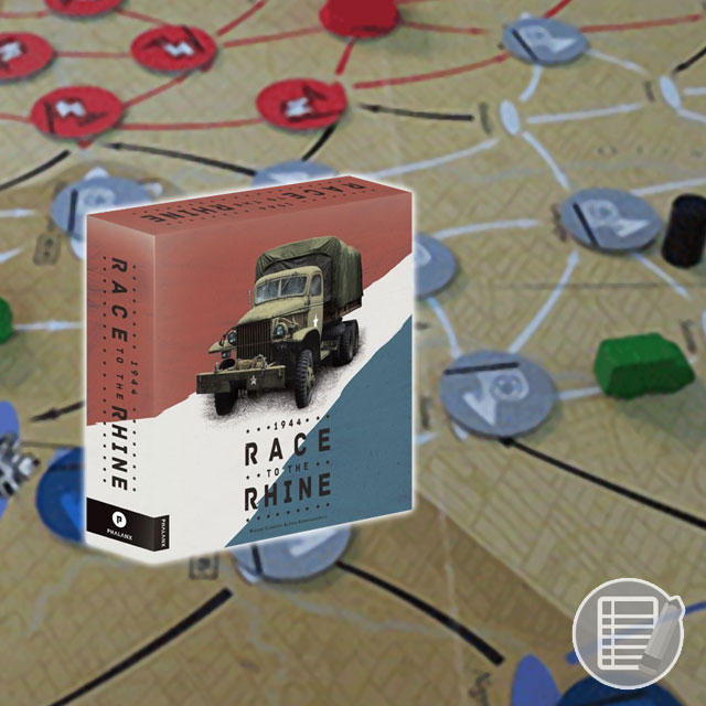 1944: Race to the Rhine Review
