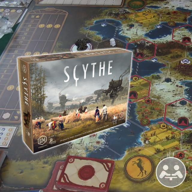 Scythe Playthrough