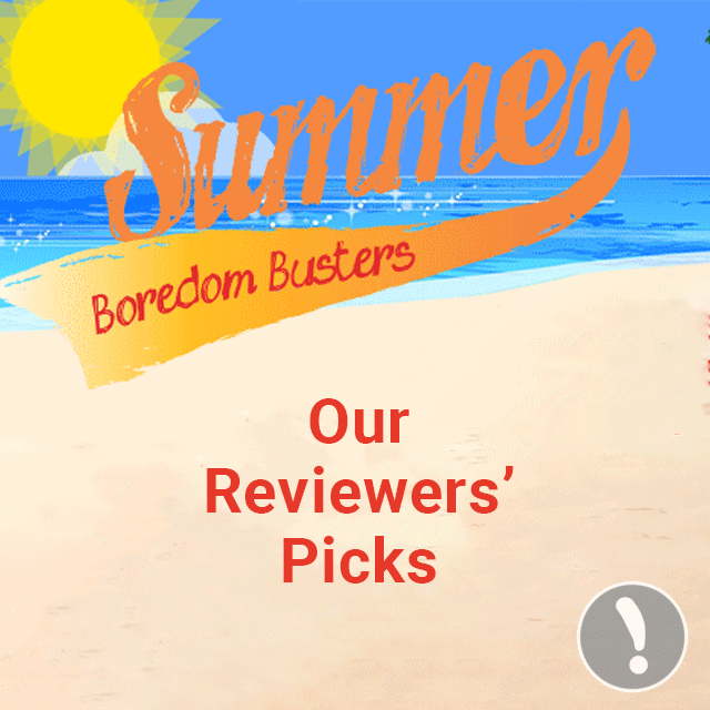 Summer Boredom-Busters