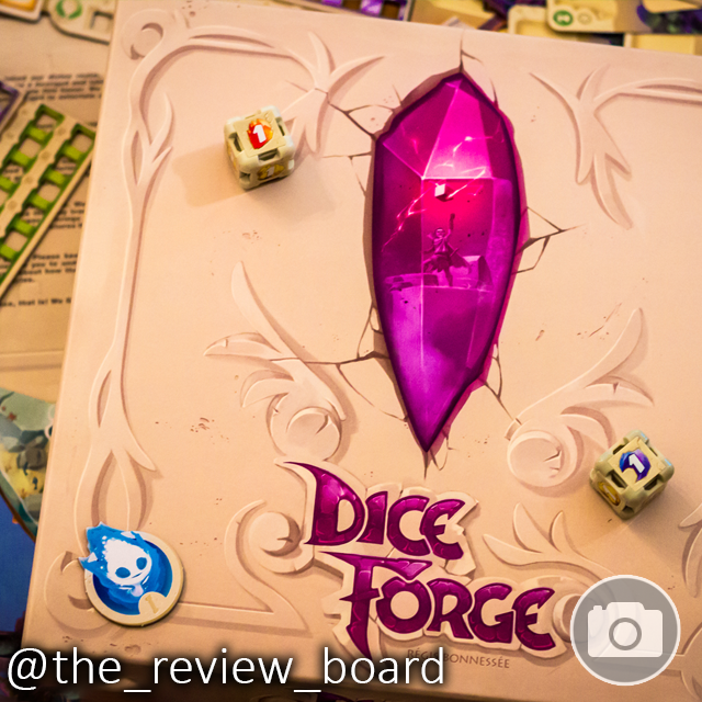 Dice Forge - A Photostory