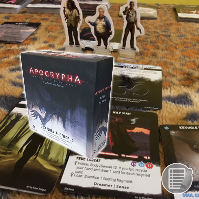 Apocrypha: The World Review