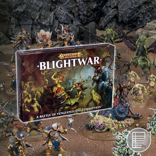 Warhammer Age of Sigmar: Blightwar Review