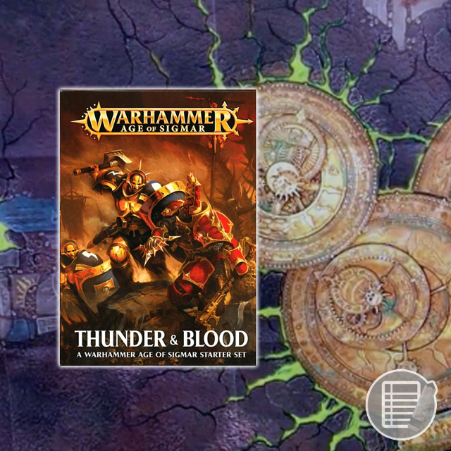 Warhammer Age of Sigmar: Thunder & Blood Review
