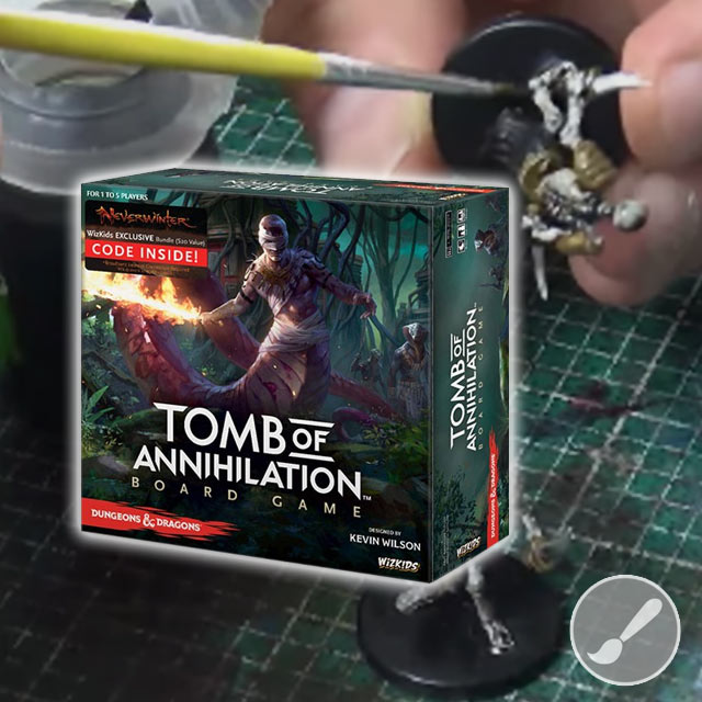 Painting with Rob - Tomb of Annihilation